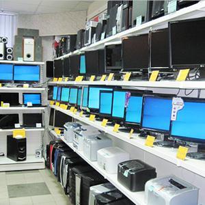 Компьютерные магазины Пестово