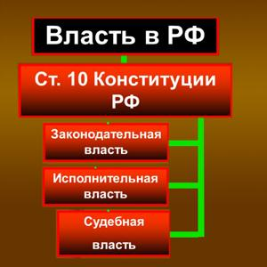 Органы власти Пестово