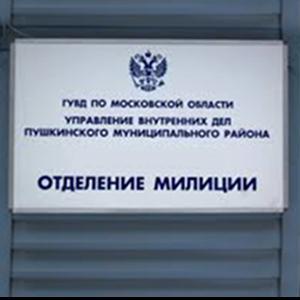 Отделения полиции Пестово