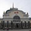 Железнодорожные вокзалы в Пестово