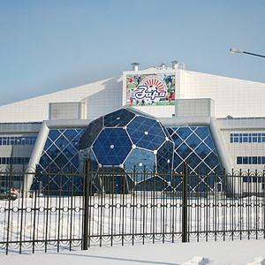 Спортивные комплексы Пестово