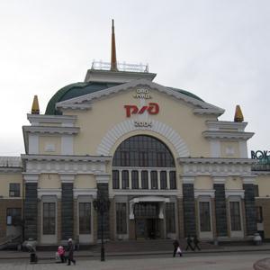 Железнодорожные вокзалы Пестово